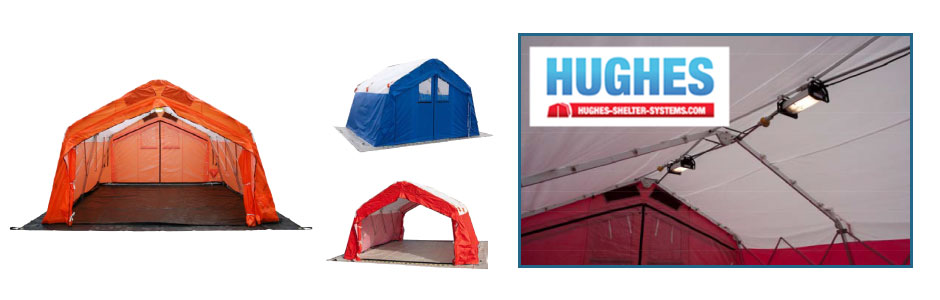 Hughes Shelters and Showers