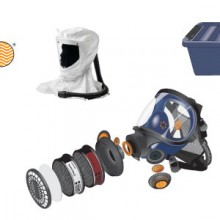 Sundstrom Safety Filters and Masks